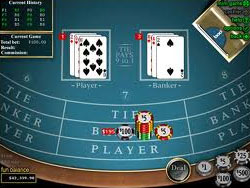 Baccarat Online! Play Free!